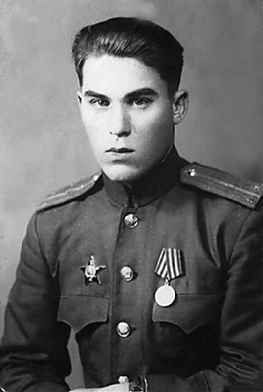 Давыдов Александр Яковлевич