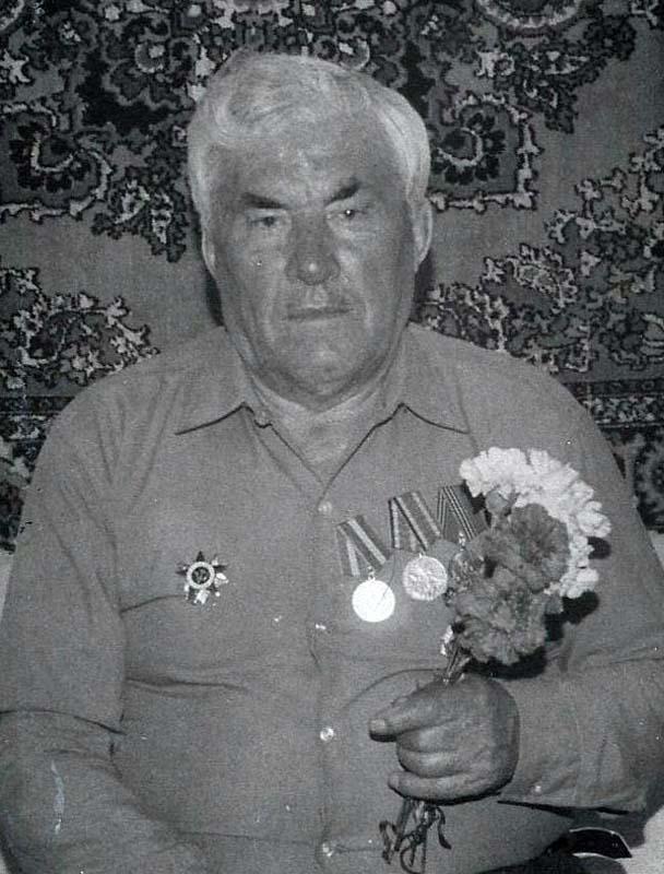 Душевский Егор Степанович