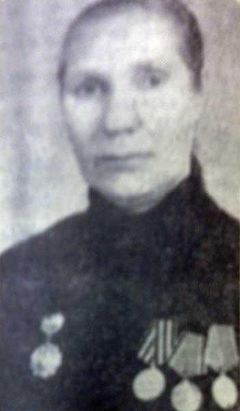 Константинова Ирина Филипповна