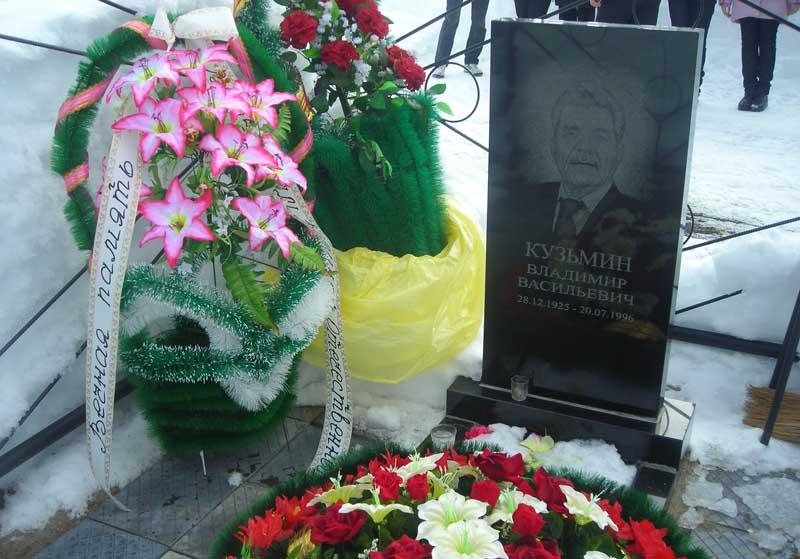 Кузьмин Владимир Васильевич