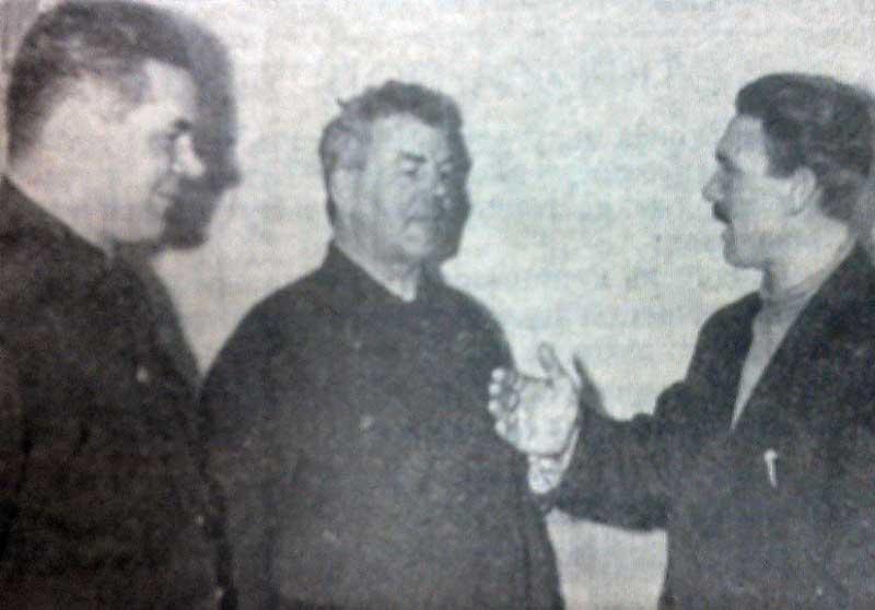 Калашников Илья Игнатьевич