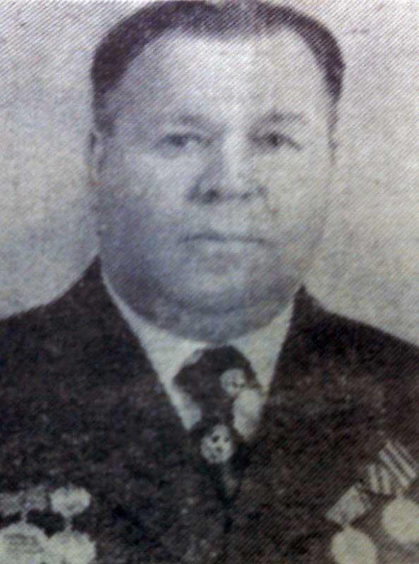 Михеев Иван Васильевич