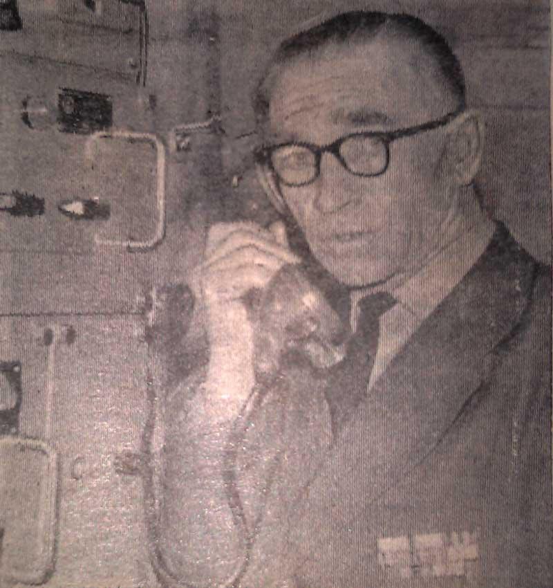 Мохов Юрий Иванович