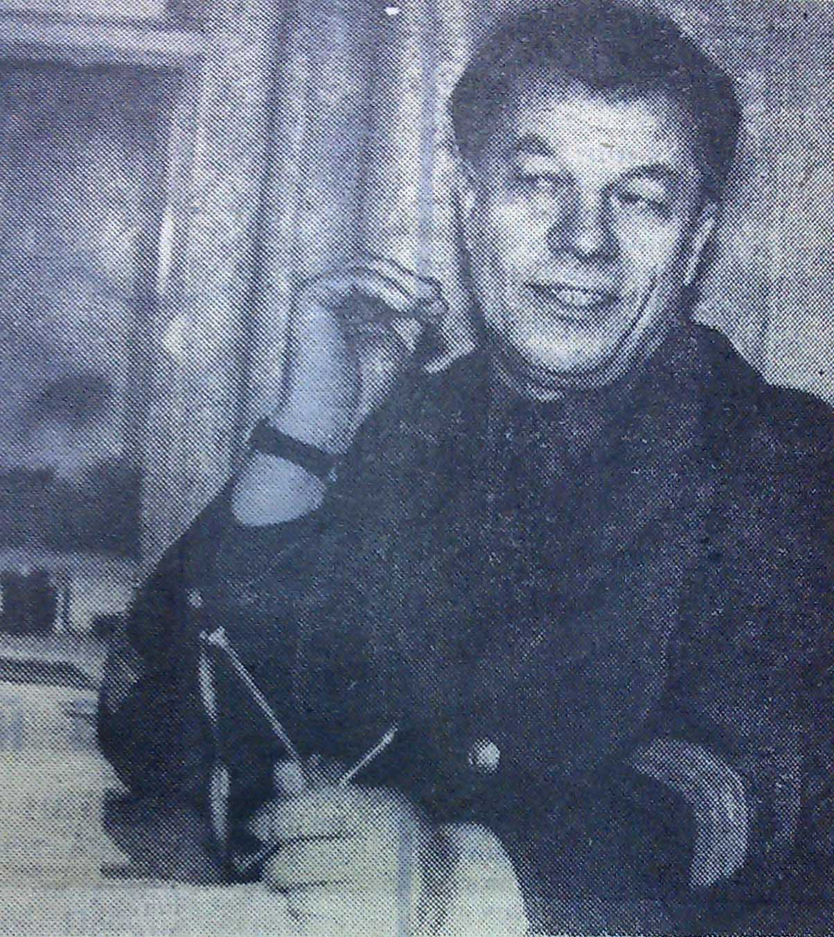 Неброев Владимир Парфенович