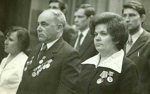 Окладников Василий Семенович
