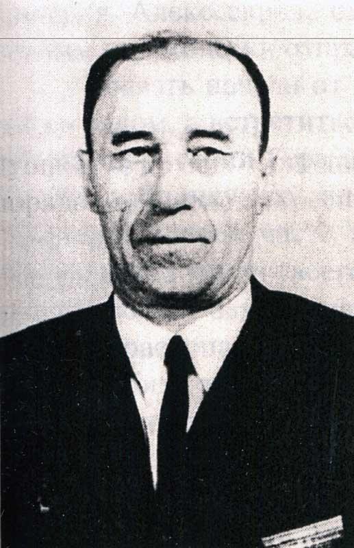 Остапенко Аким Тарасович