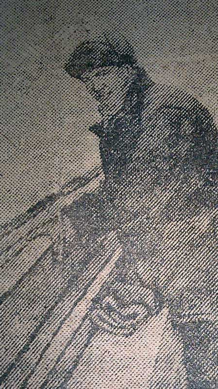 Семенов Григорий Данилович