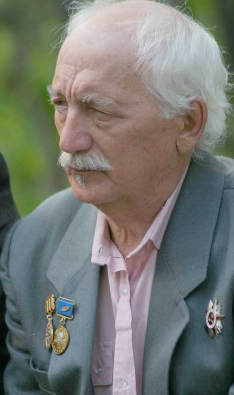 Серженко Борис Яковлевич
