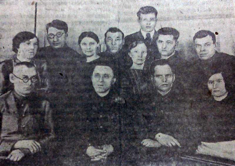 Сливина Александра Петровна