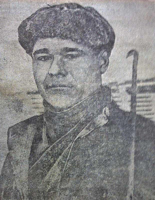 Тарасов Федор Кузьмич
