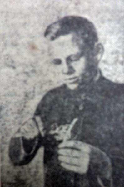 Хлебников Николай Михайлович