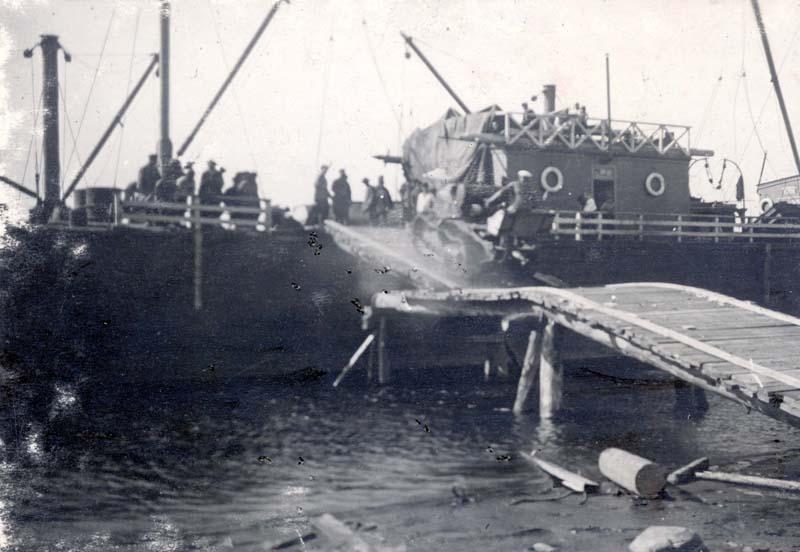 Зарубки на память: Игарка, 1930 год