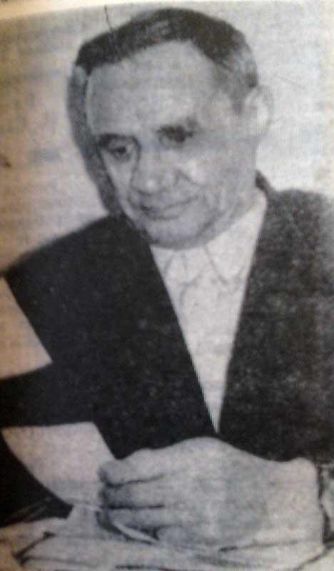 Салтыков Николай Степанович
