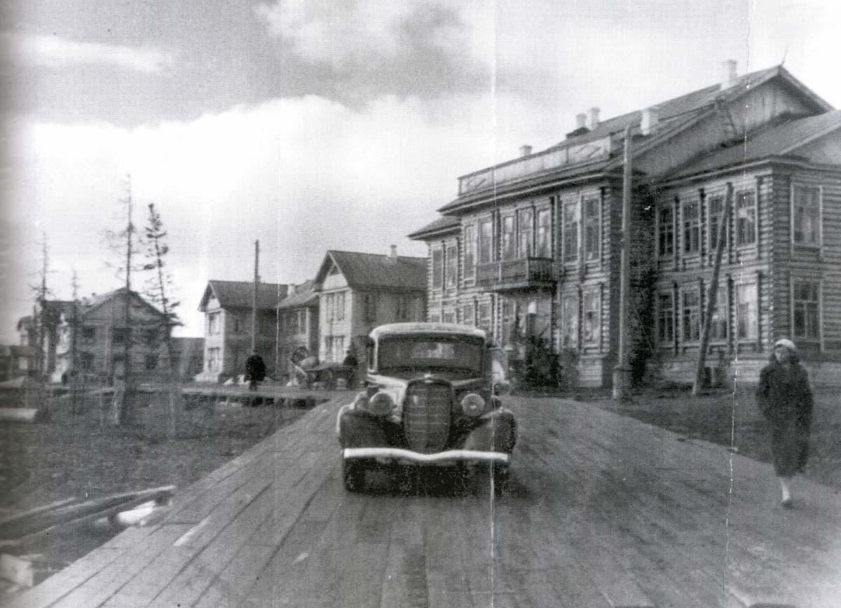 Зарубки на память: Игарка, 1934 год, первый юбилей молодого города