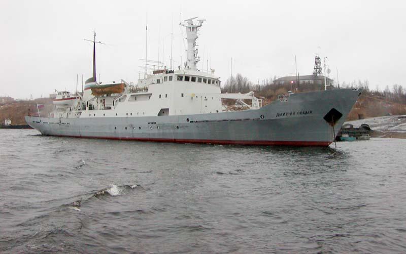 Дмитрий Овцын - Игарка
